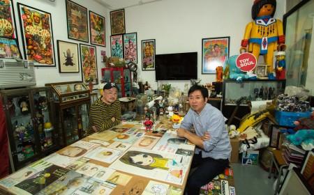 為一圓玩具夢,陳國堅先生(Ricky)和李浩維先生(Howard)於十多年前創立玩具品牌公司。