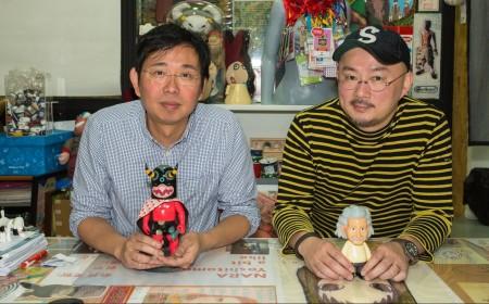 二人推廣本土玩具創作的理念至今仍然堅持。
