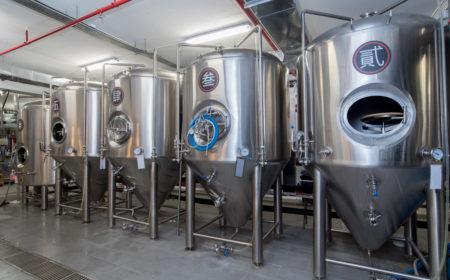 用來發酵的機器從外國入口,一旦發生故障,難找師傅維修。