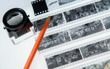 朱sir愛用菲林相機拍攝大大小小的社會運動,記錄香港的變化。