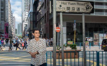 陳玉卿曾在源成手袋廠工作,在開源道度過了青春年華。