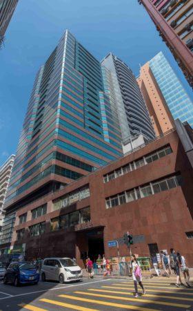源成手袋廠原址經過改建後,現已成為商業樓宇。